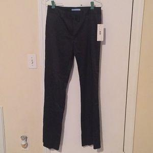 NWT black silky feel Antonio Melani 'Maxine' pants